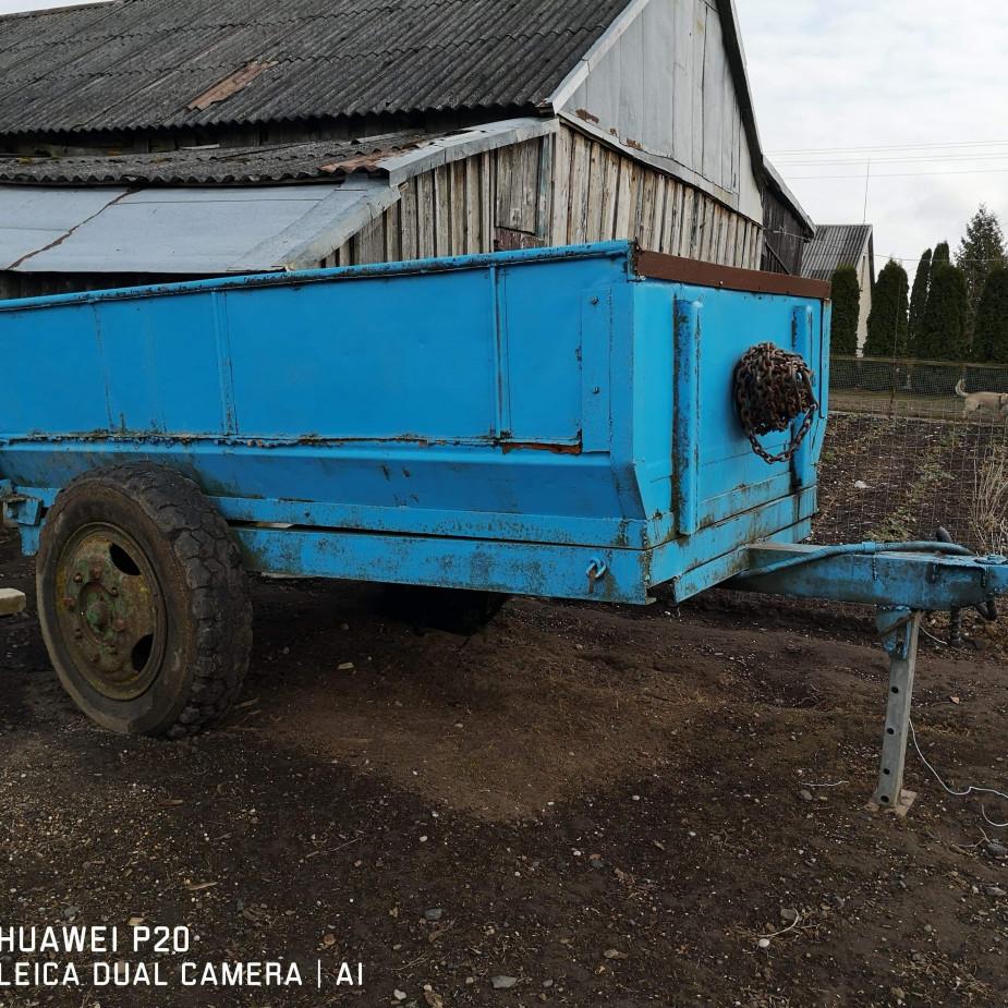 Skelbimo Žemės ūkio technika nuotrauka
