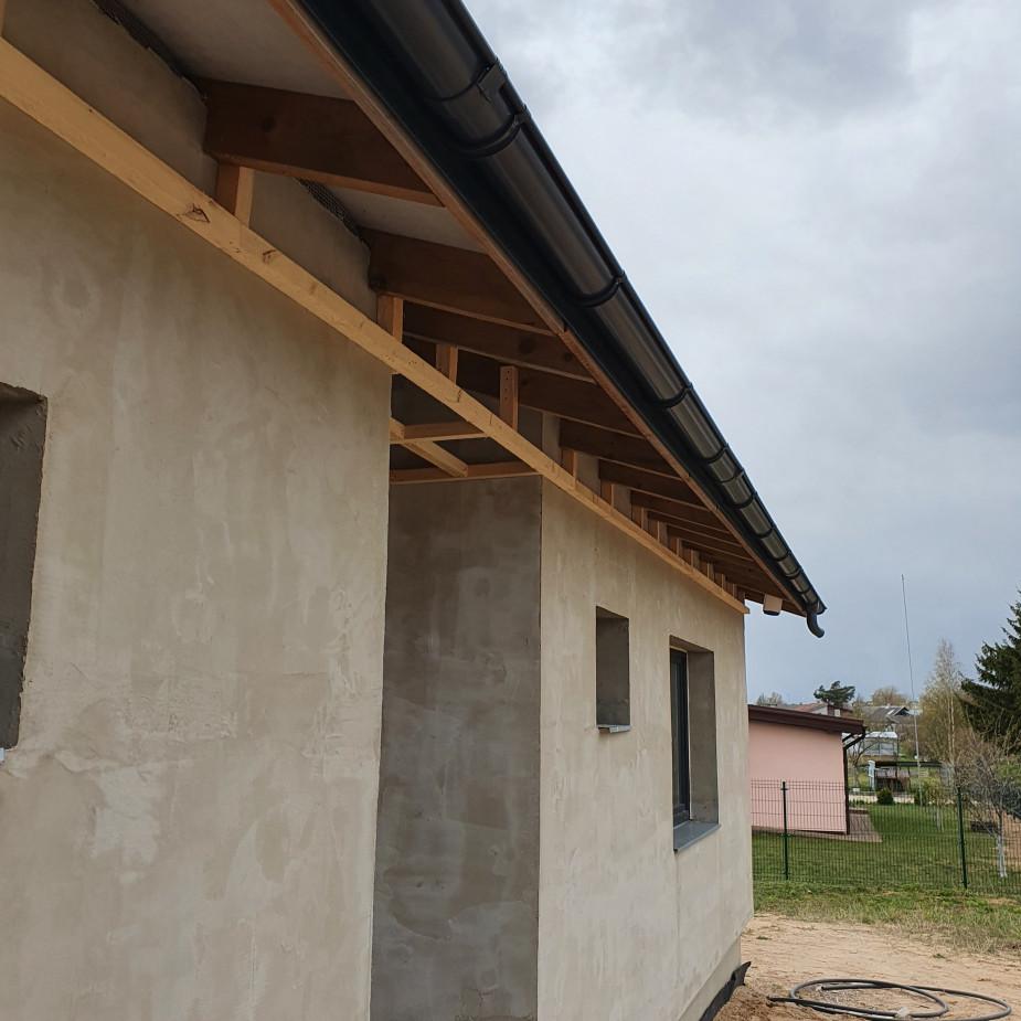 Skelbimo Tvorų montavimas, fasadų apdirbimas, stogų renovacija nuotrauka