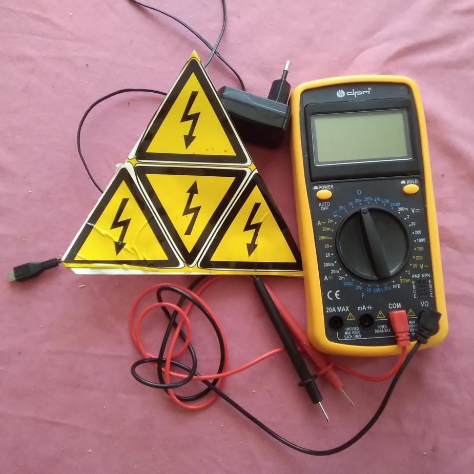 Skelbimo Elektriko paslaugos nuotrauka