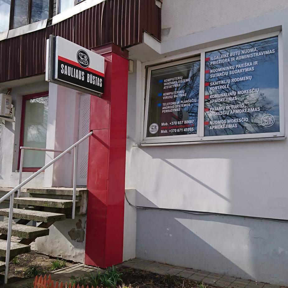 Skelbimo Tarpininkaujame parduodant butus, namus, sklypus ir patalpas nuotrauka