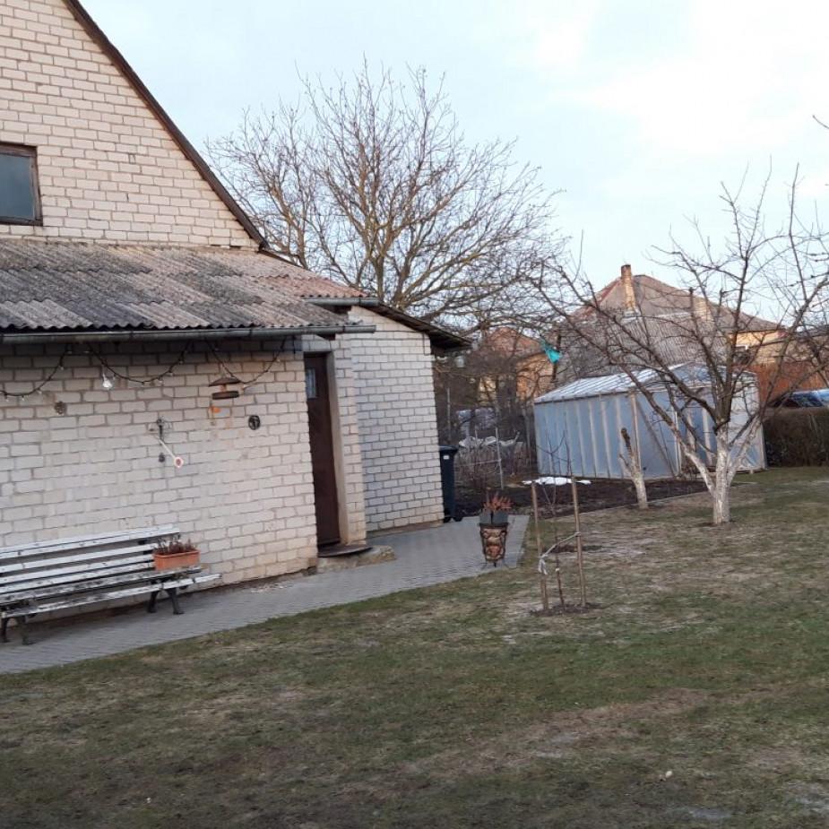 Skelbimo Joniškio r. sav., Joniškis, Sidabros g., Gyvenamasis namas nuotrauka